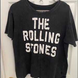 Official Rolling Stones T-Shirt.  [American Eagle]